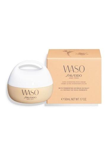 Shiseido Shiseido Waso Giga Hydrating Rich 48 Saat Etkili Krem 50 ml Renksiz